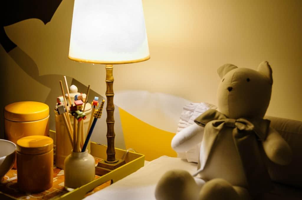 corpuri de iluminat pentru copii