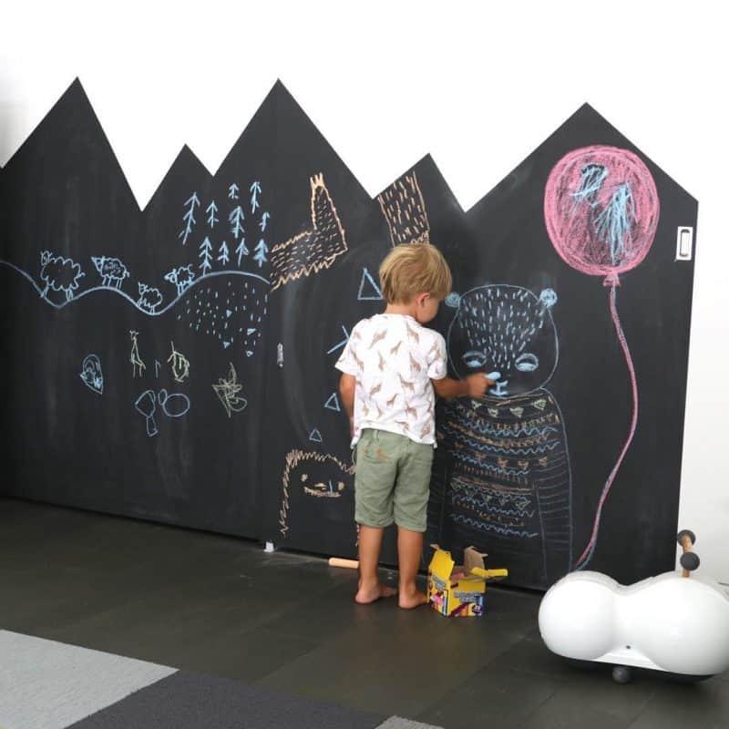 decor camera copil