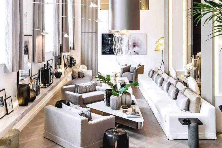 Kelly Hoppen – lux și simplitate