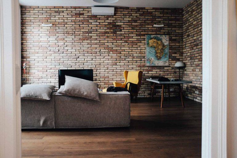Idei pentru redecorarea modernă a pereților