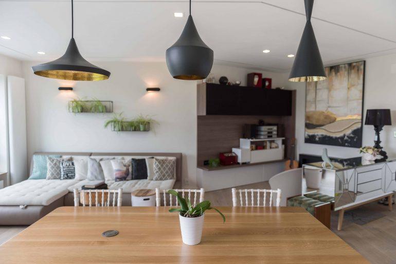 """Emotions"" – amenajare apartament în stil eclectic, cu Ana-Maria Lungan"