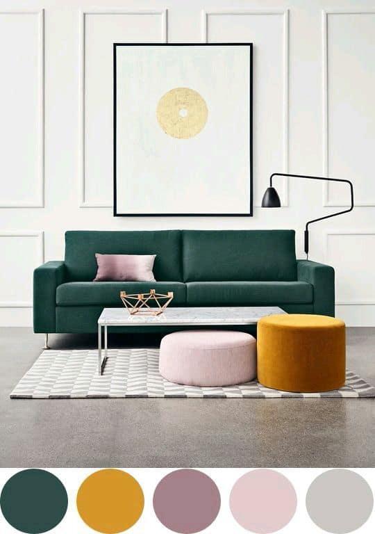 Renovare sufragerie culori