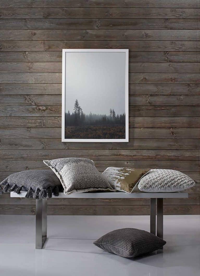 Panpuri decorative lemn