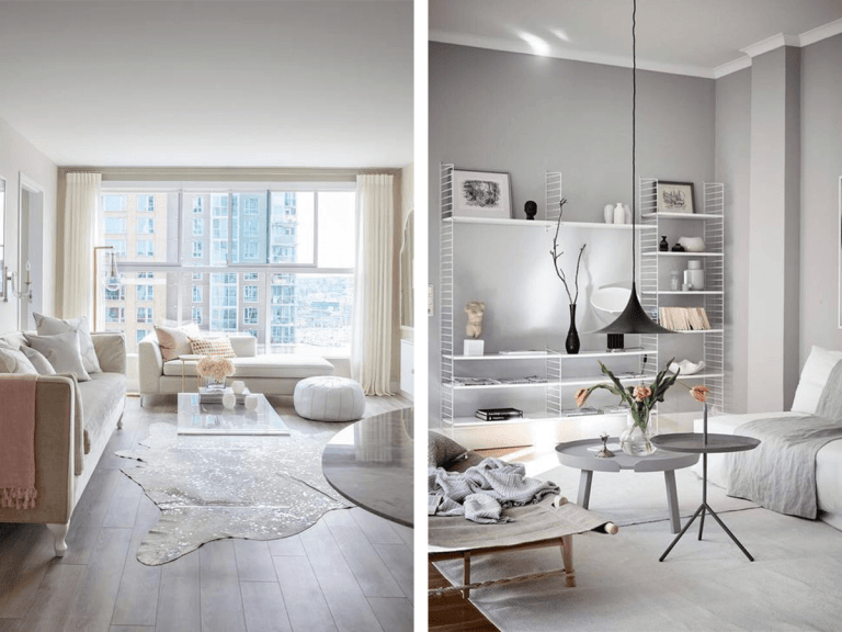 Renovare sufragerie scandinava