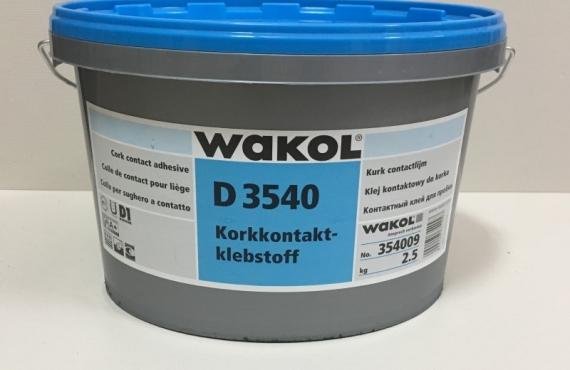 Adeziv Pluta Wakol D3540 2.5kg