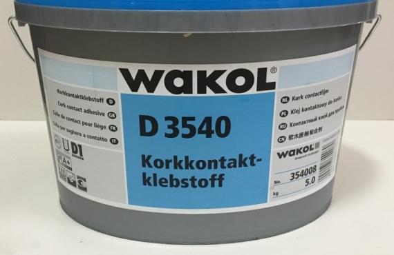 Adeziv Pluta Wakol D3540 5kg