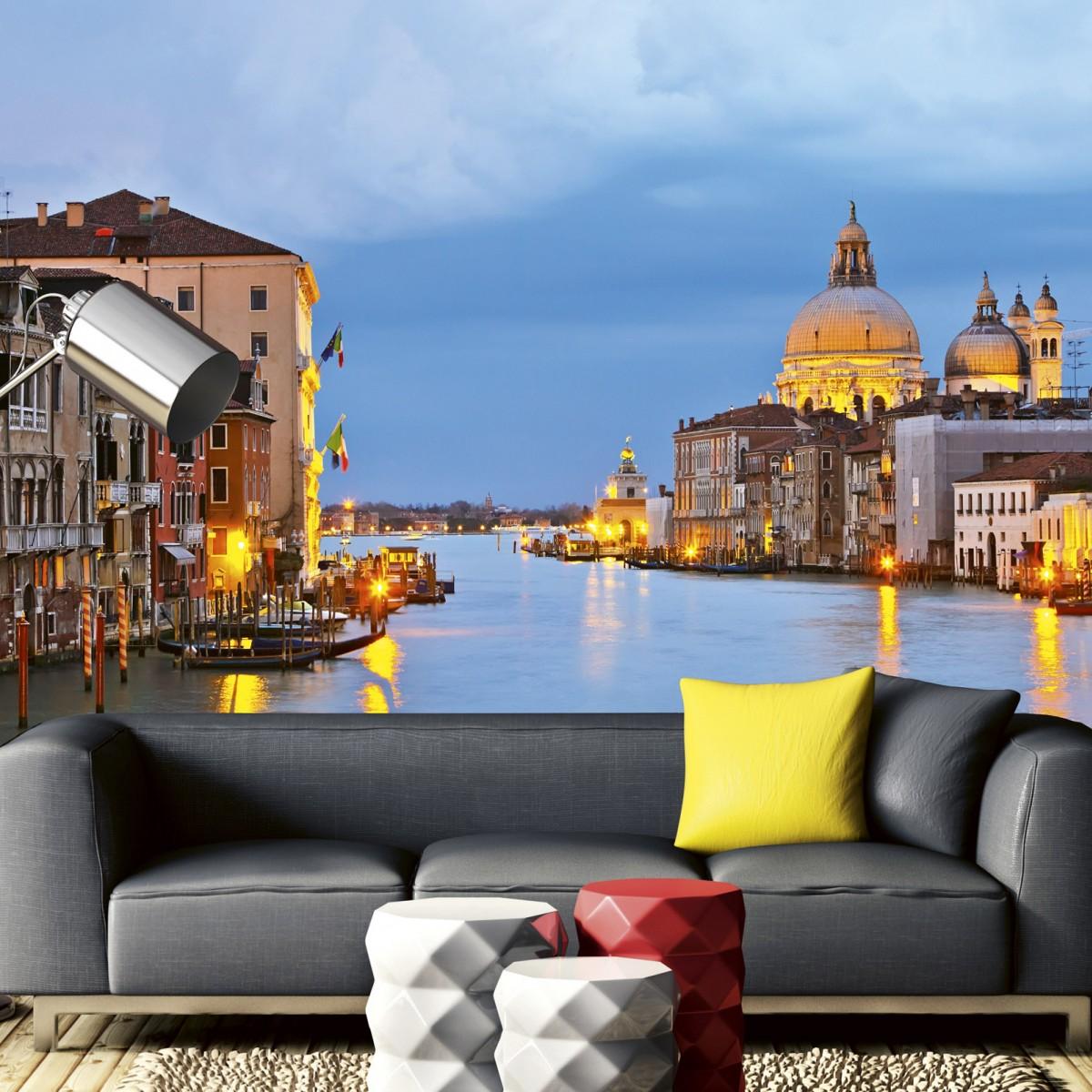 Foto tapet 3D Grand Canal, Dimex, 5 fâșii, 375 x 250cm