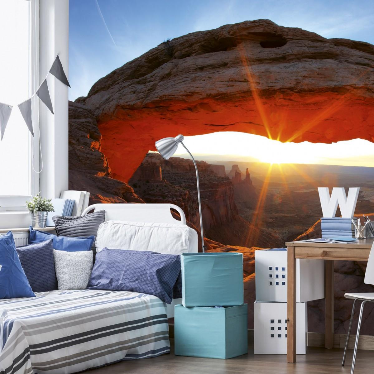 Foto tapet 3D Mesa Arch, Dimex, 5 fâșii, 375 x 250cm