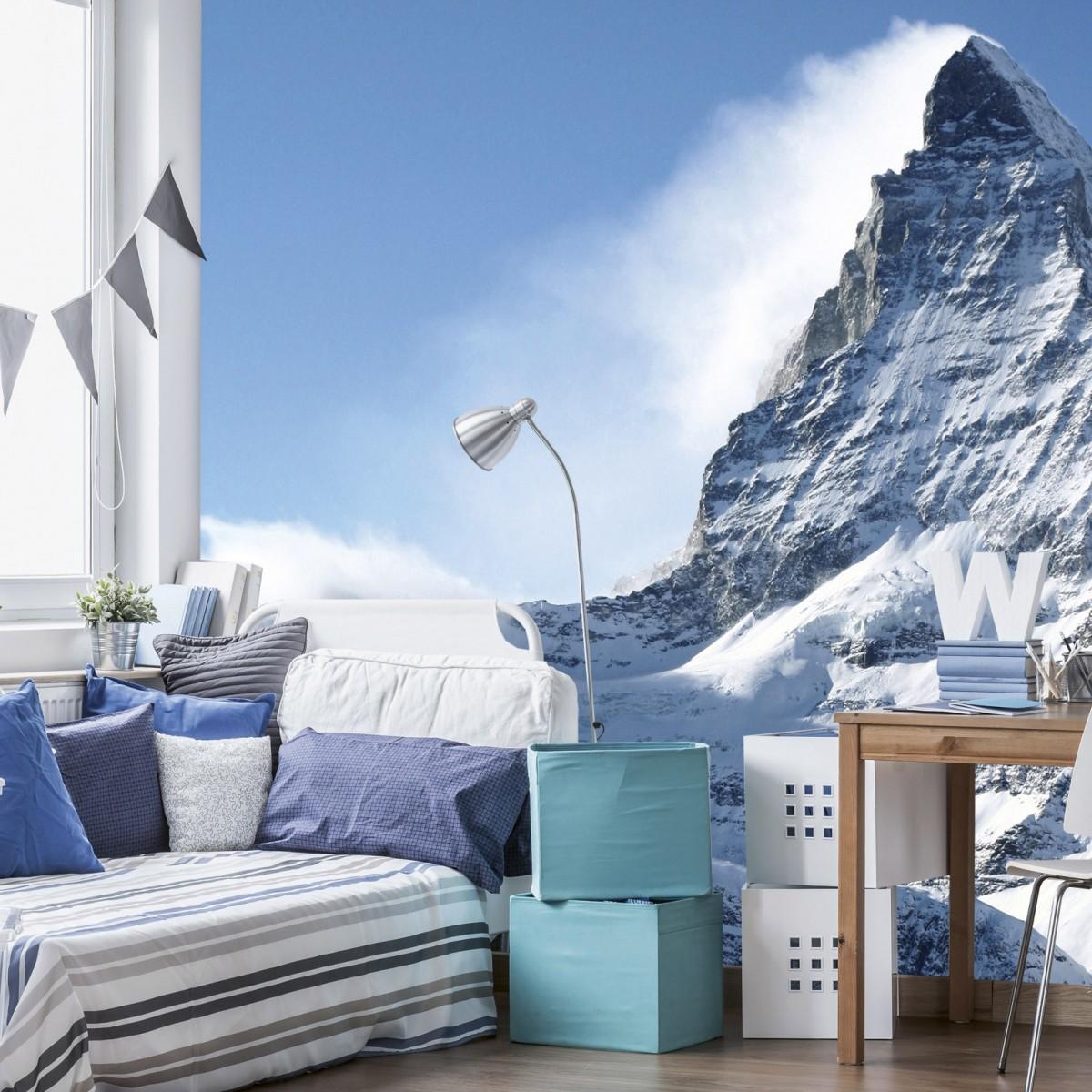 Foto tapet 3D Matterhorn, Dimex, 5 fâșii, 375 x 250cm