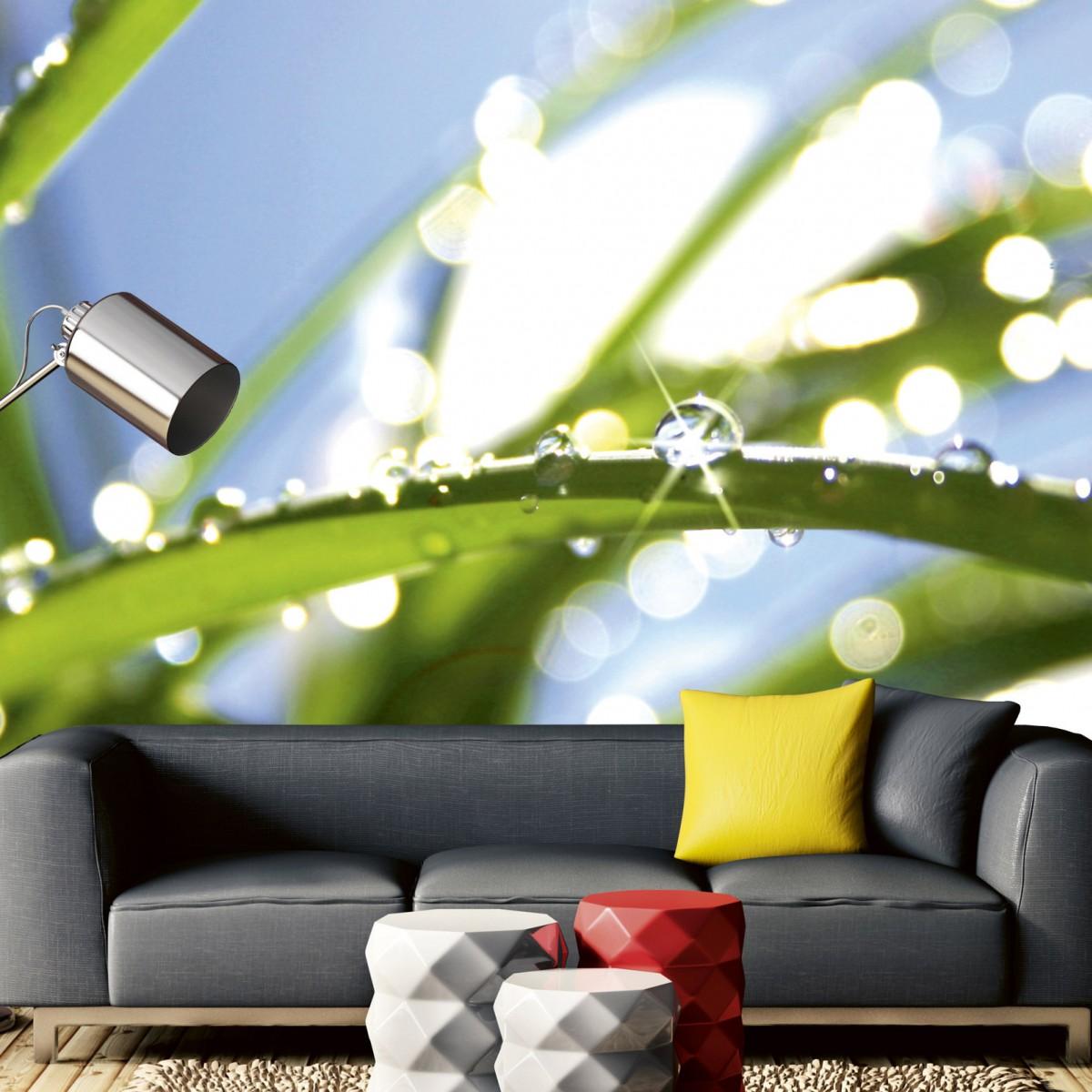 Foto tapet 3D Grass, Dimex, 5 fâșii, 375 x 250cm