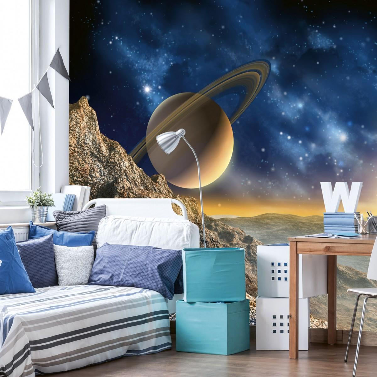 Foto tapet 3D Spacescape, Dimex, 5 fâșii, 375 x 250cm