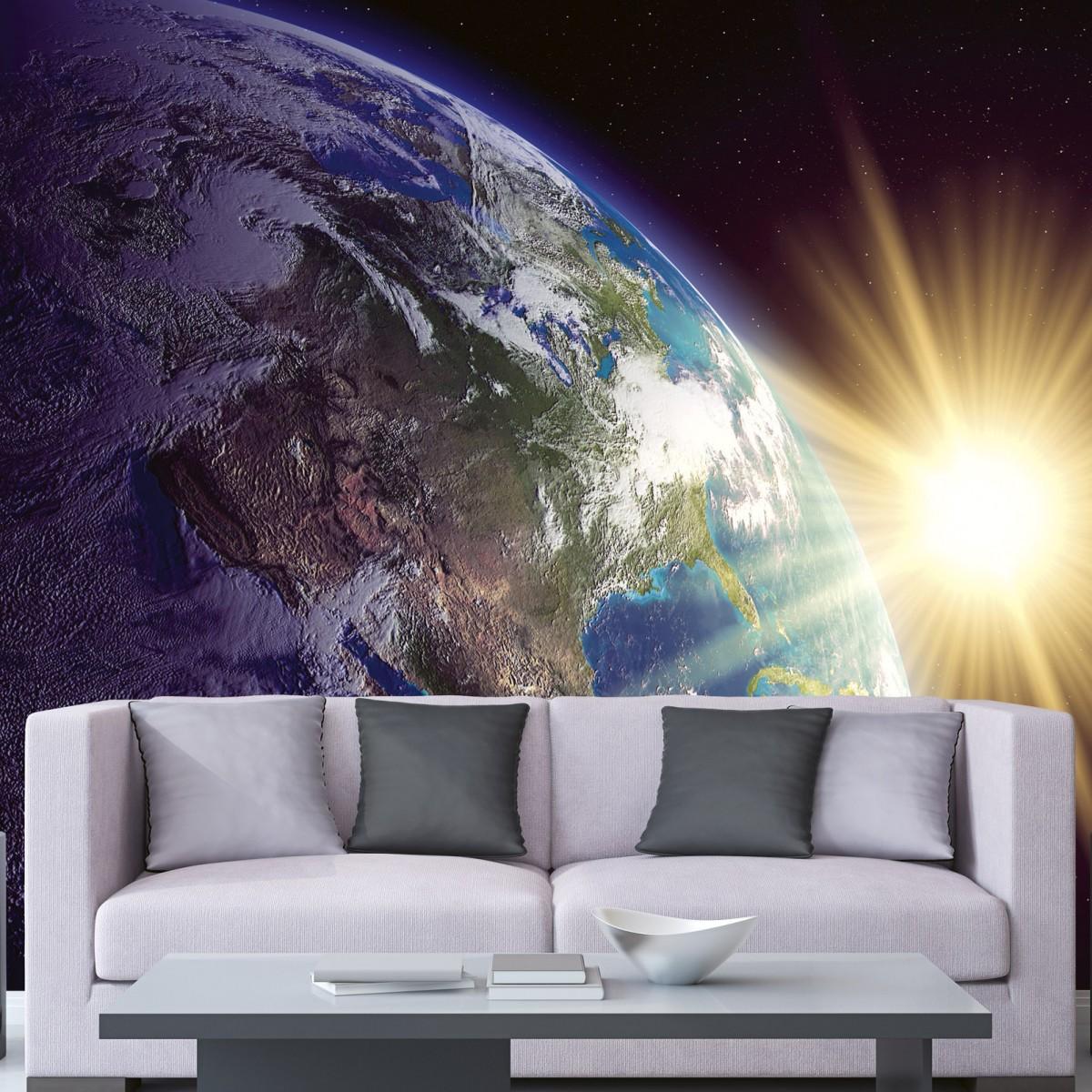 Foto tapet 3D Earth, Dimex, 5 fâșii, 375 x 250cm
