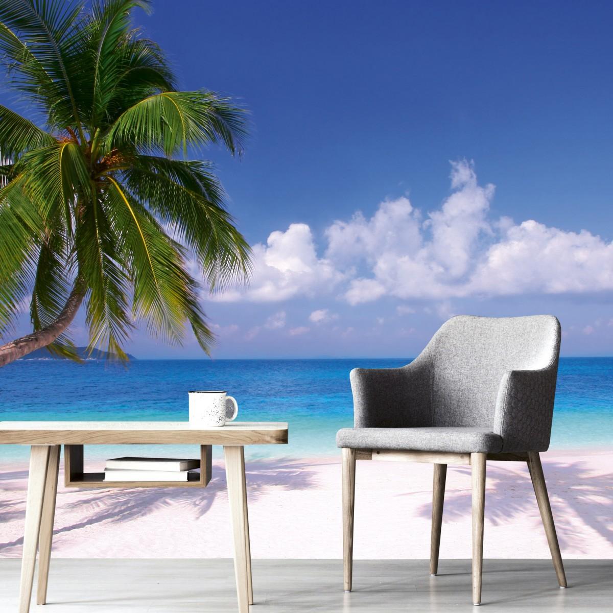 Foto tapet 3D Beach, Dimex, 5 fâșii, 375 x 250cm