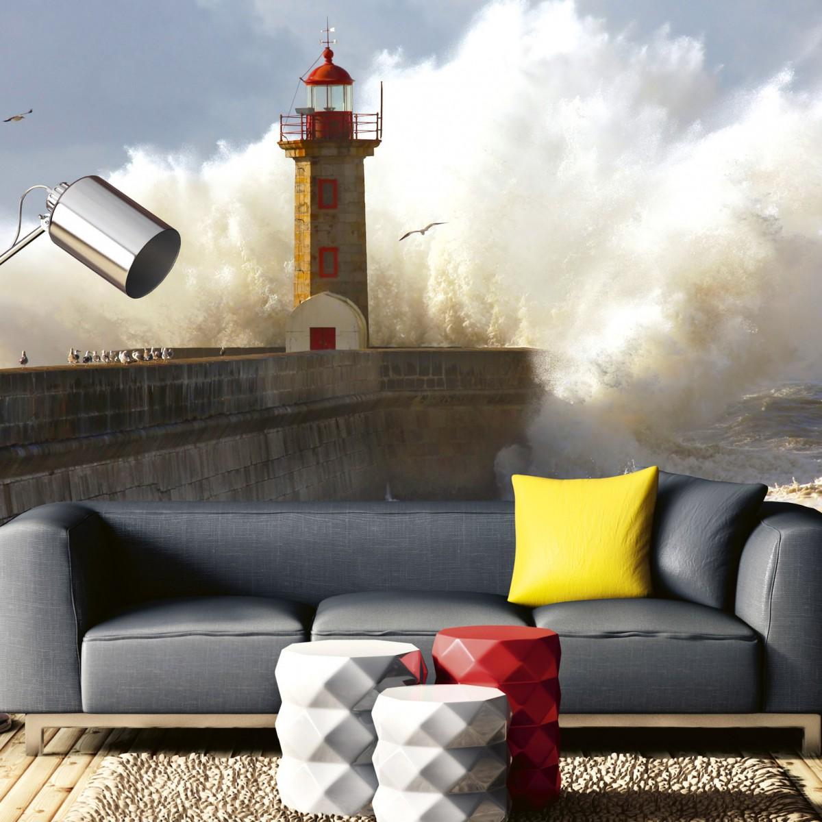 Foto tapet 3D Lighthouse, Dimex, 5 fâșii, 375 x 250cm