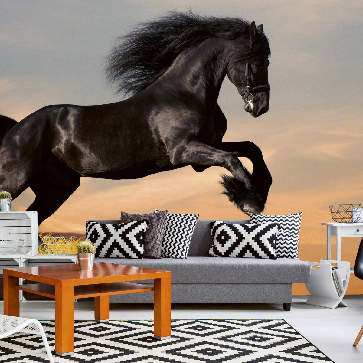 Foto tapet 3D Horse, Dimex, 5 fâșii, 375 x 250cm