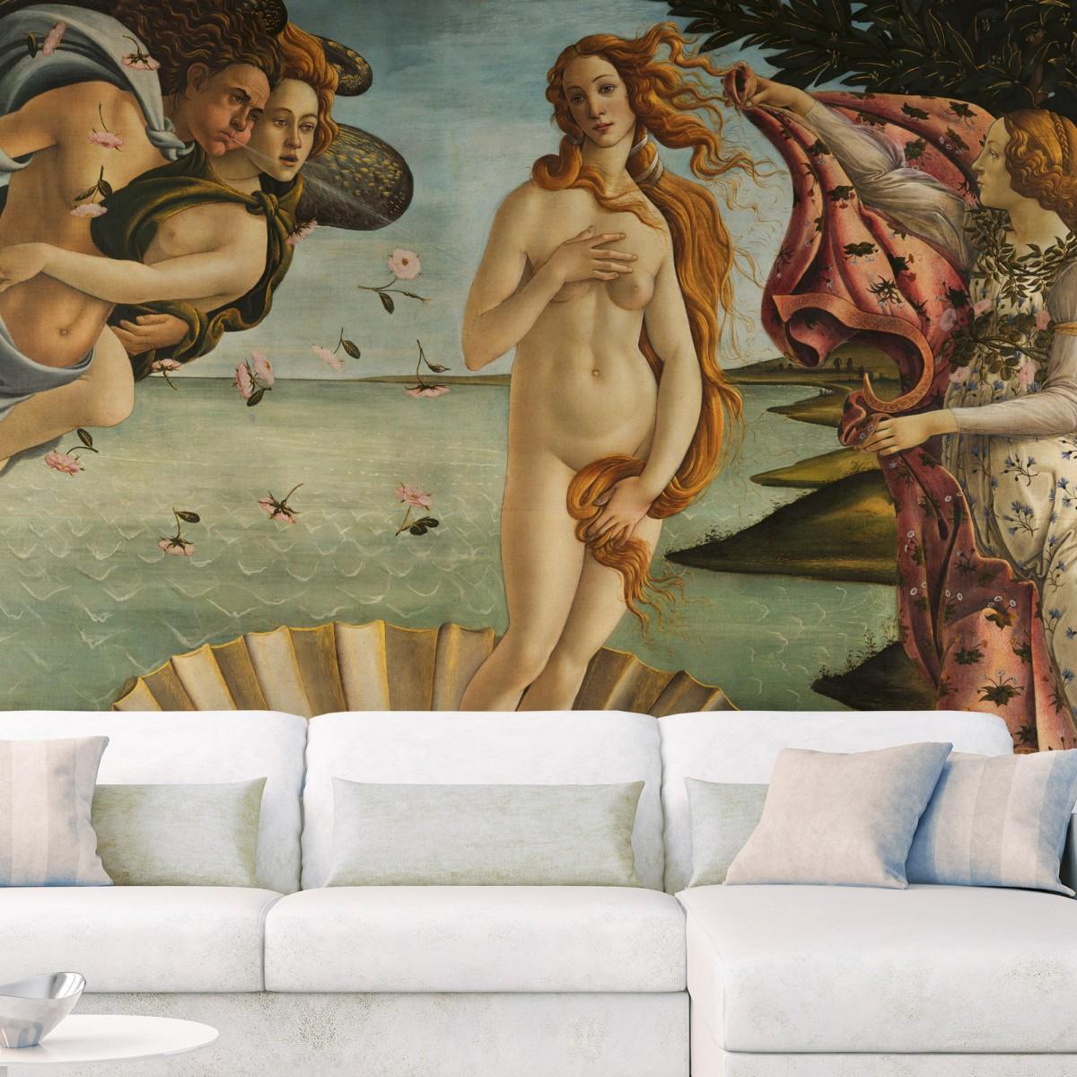 Foto tapet 3D Birth Of Venus, Dimex, 5 fâșii, 375 x 250cm