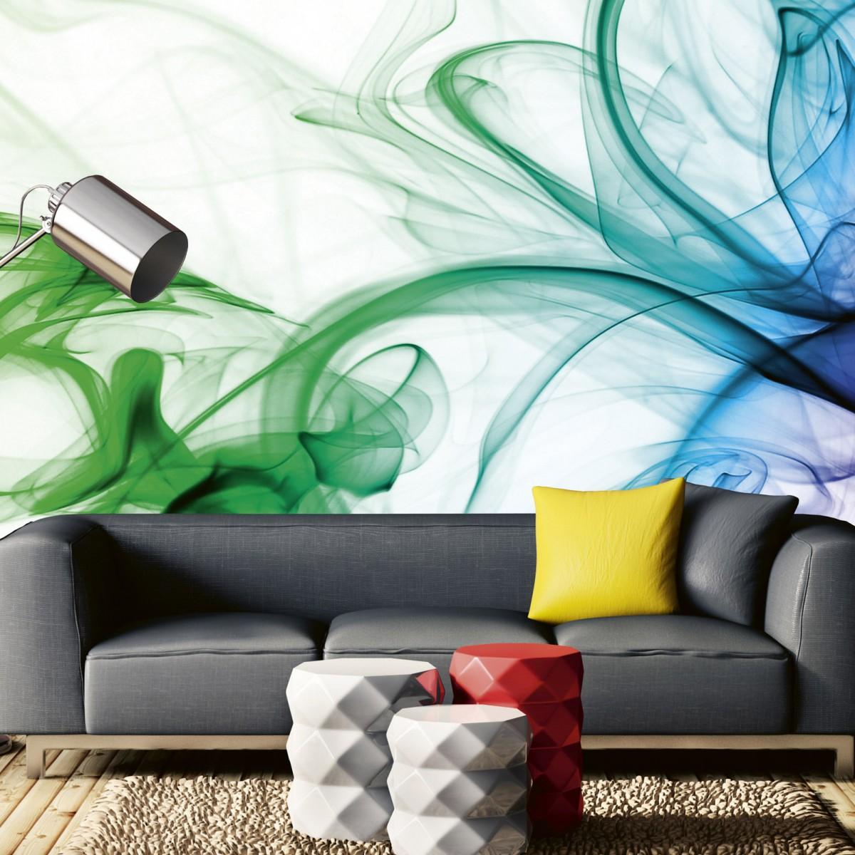 Foto tapet 3D Cold Smoke, Dimex, 5 fâșii, 375 x 250cm