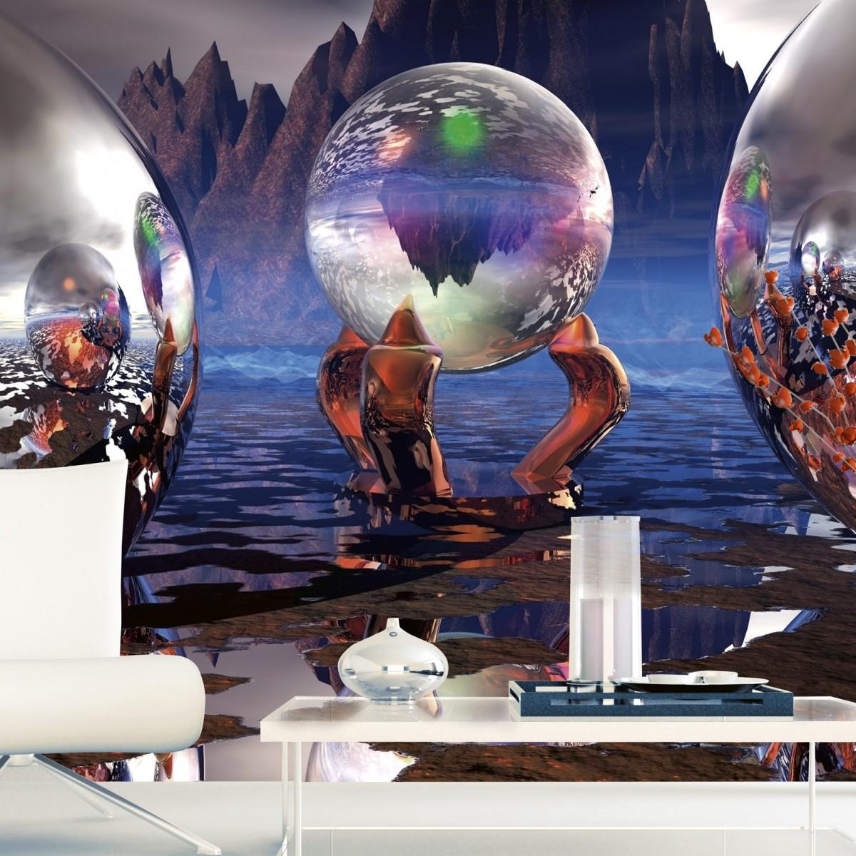 Foto tapet 3D Crystal Vision, Dimex, 5 fâșii, 375 x 250cm