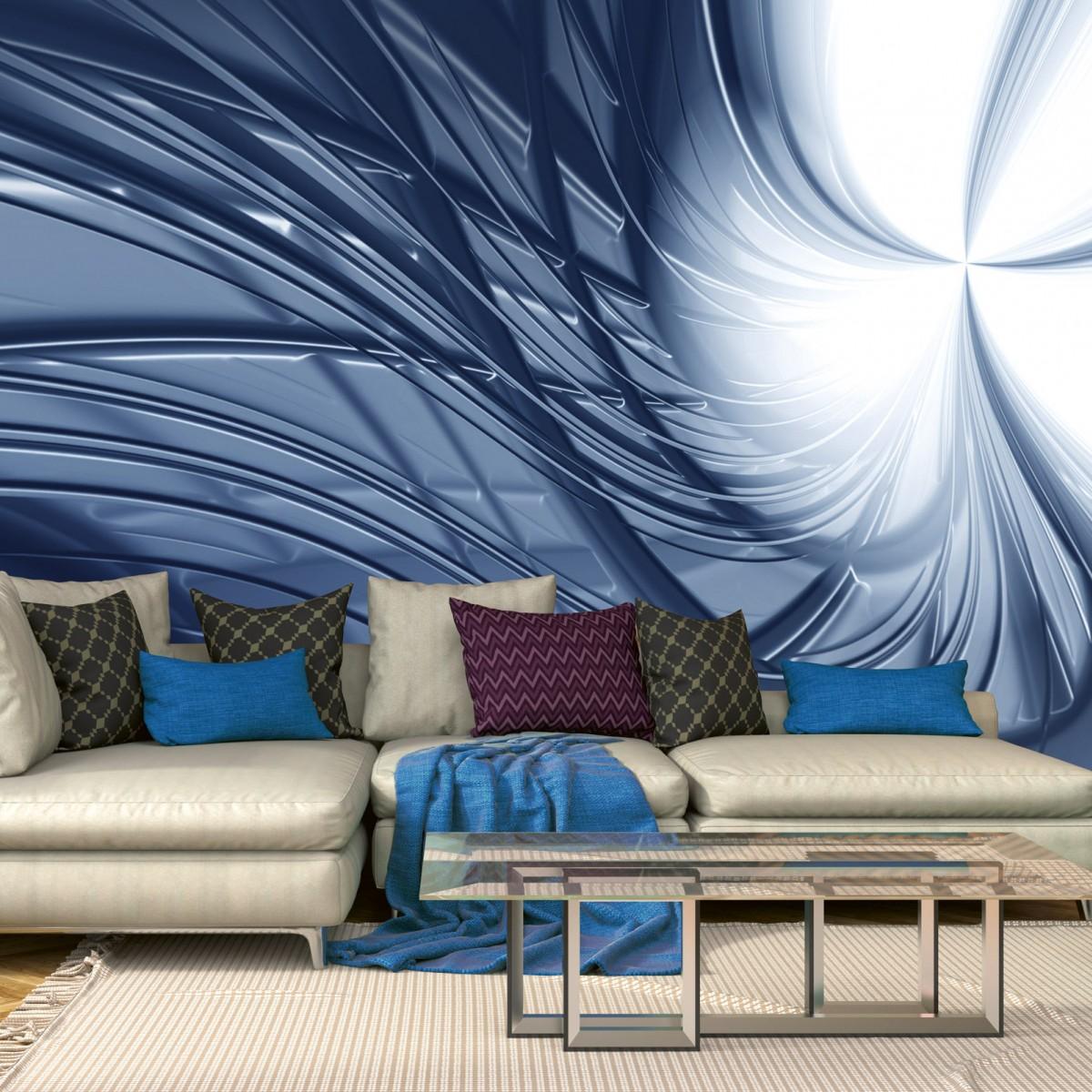 Foto tapet 3D Lines Abstraction, Dimex, 5 fâșii, 375 x 250cm