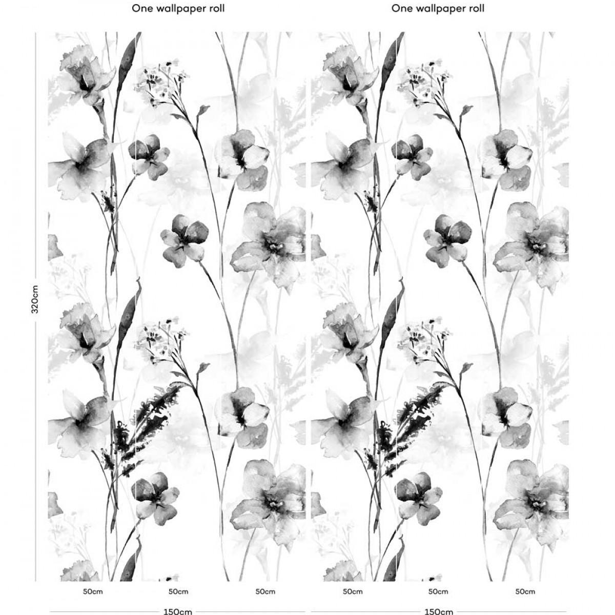 Tapet designer Love in Provence - Feathr