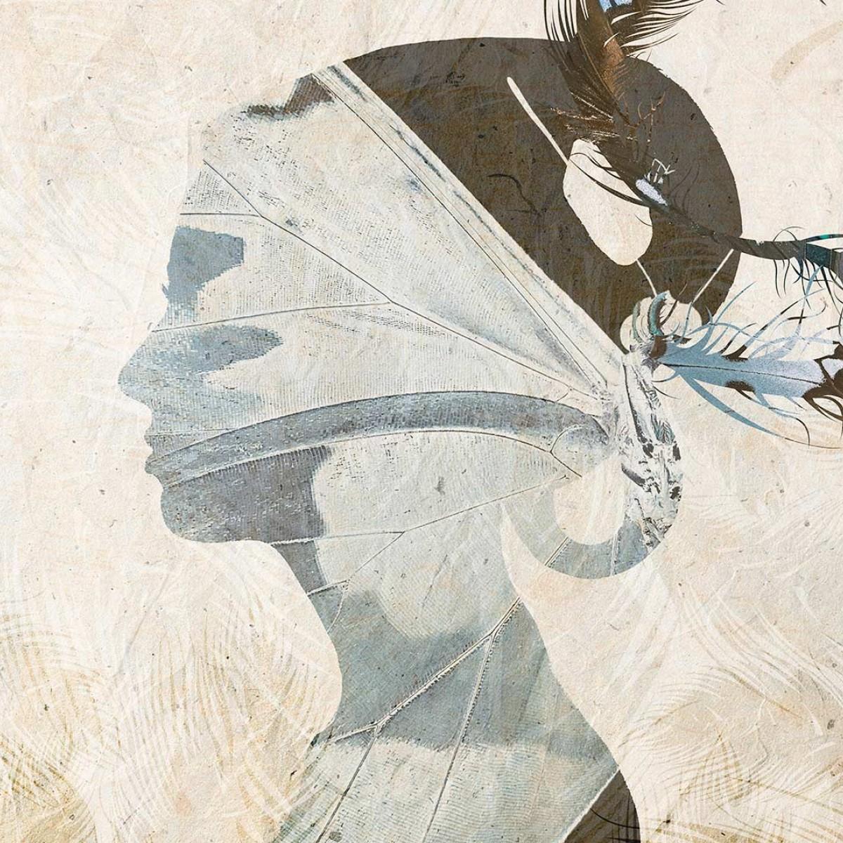 Fototapet contemporan Butterfly Effect, personalizat, Idea Murale