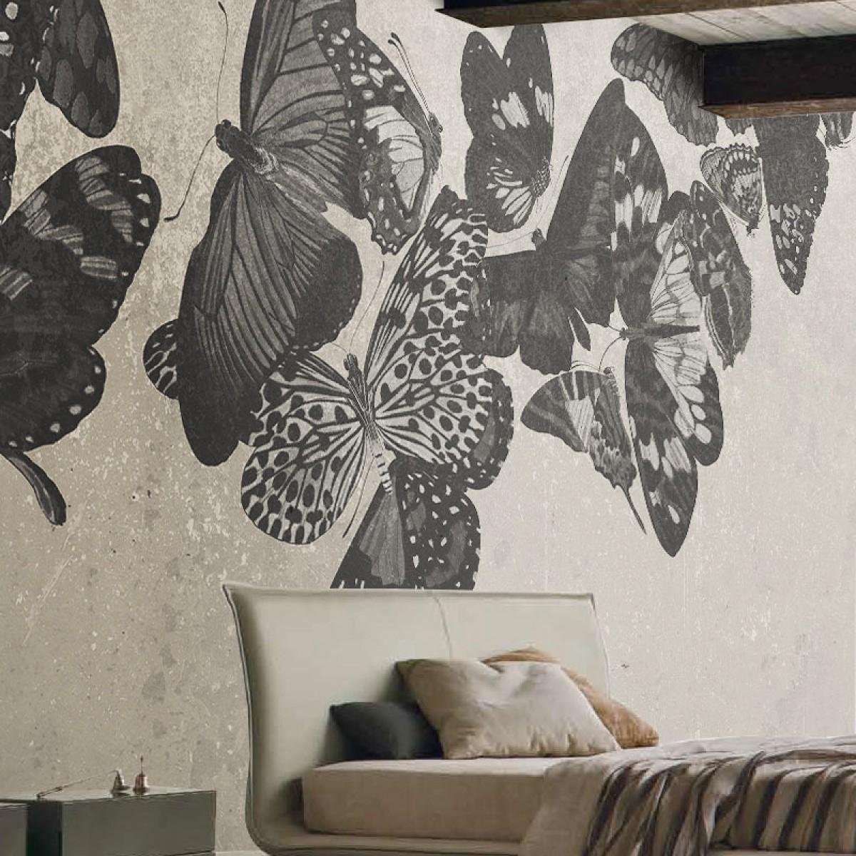 Fototapet contemporan Midnight Rush, personalizat, Idea Murale
