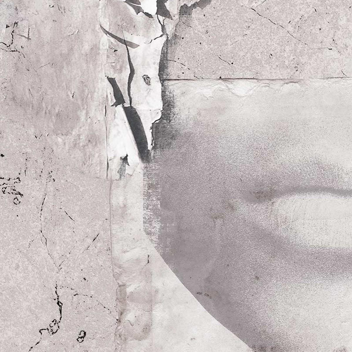Fototapet contemporan Street Patchwork, personalizat, idea murale