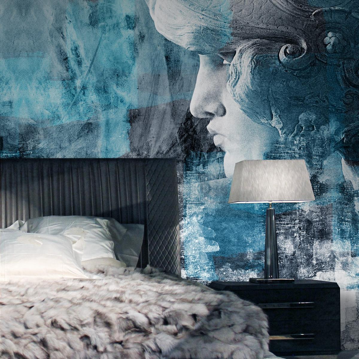 Fototapet contemporanGuardian of the Dream, personalizat, idea murale