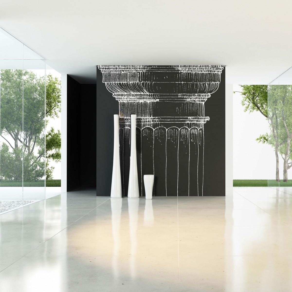 Fototapet Greek Columns Doric D109, personalizat, InCreation