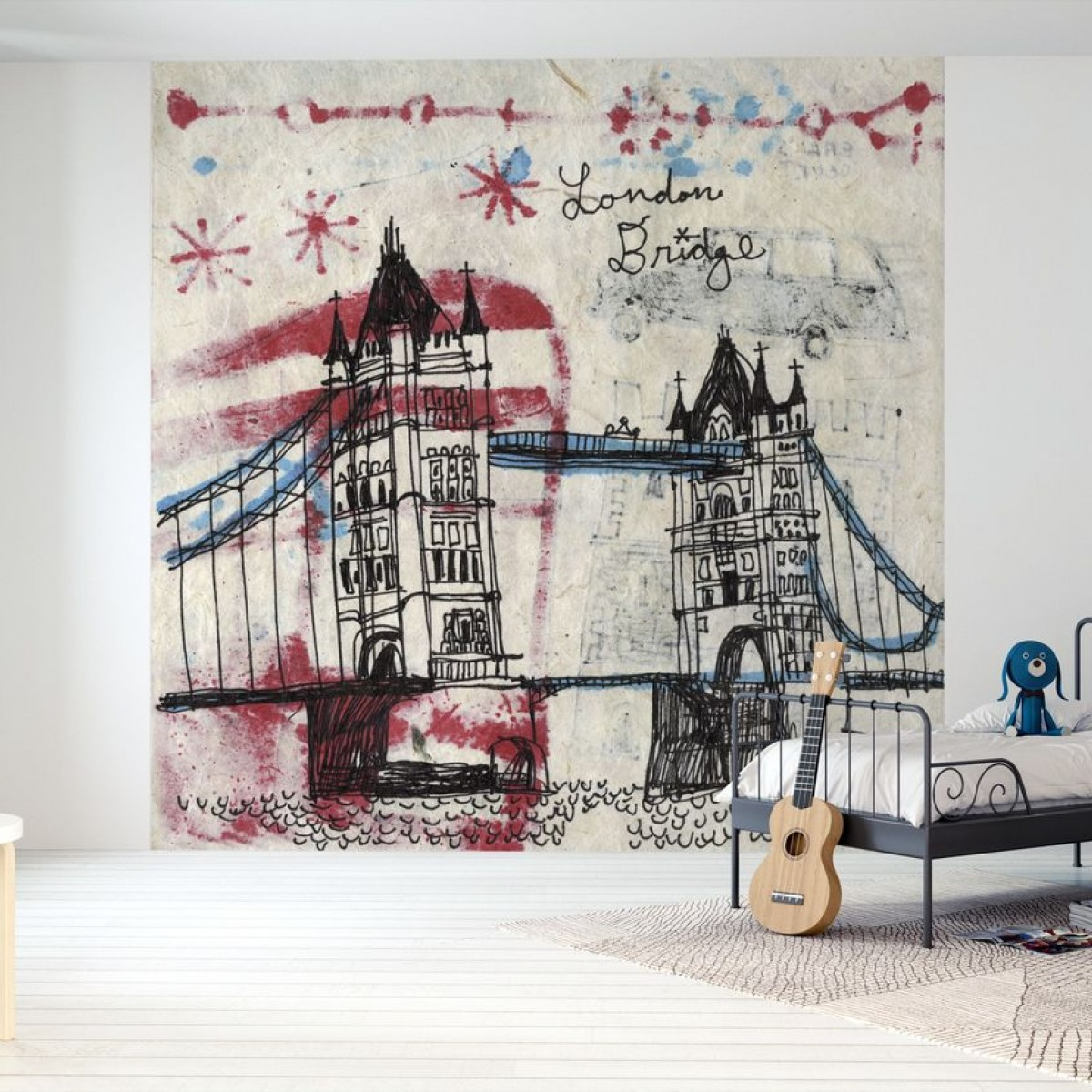 Fototapet Tower Bridge, personalizat, Photowall