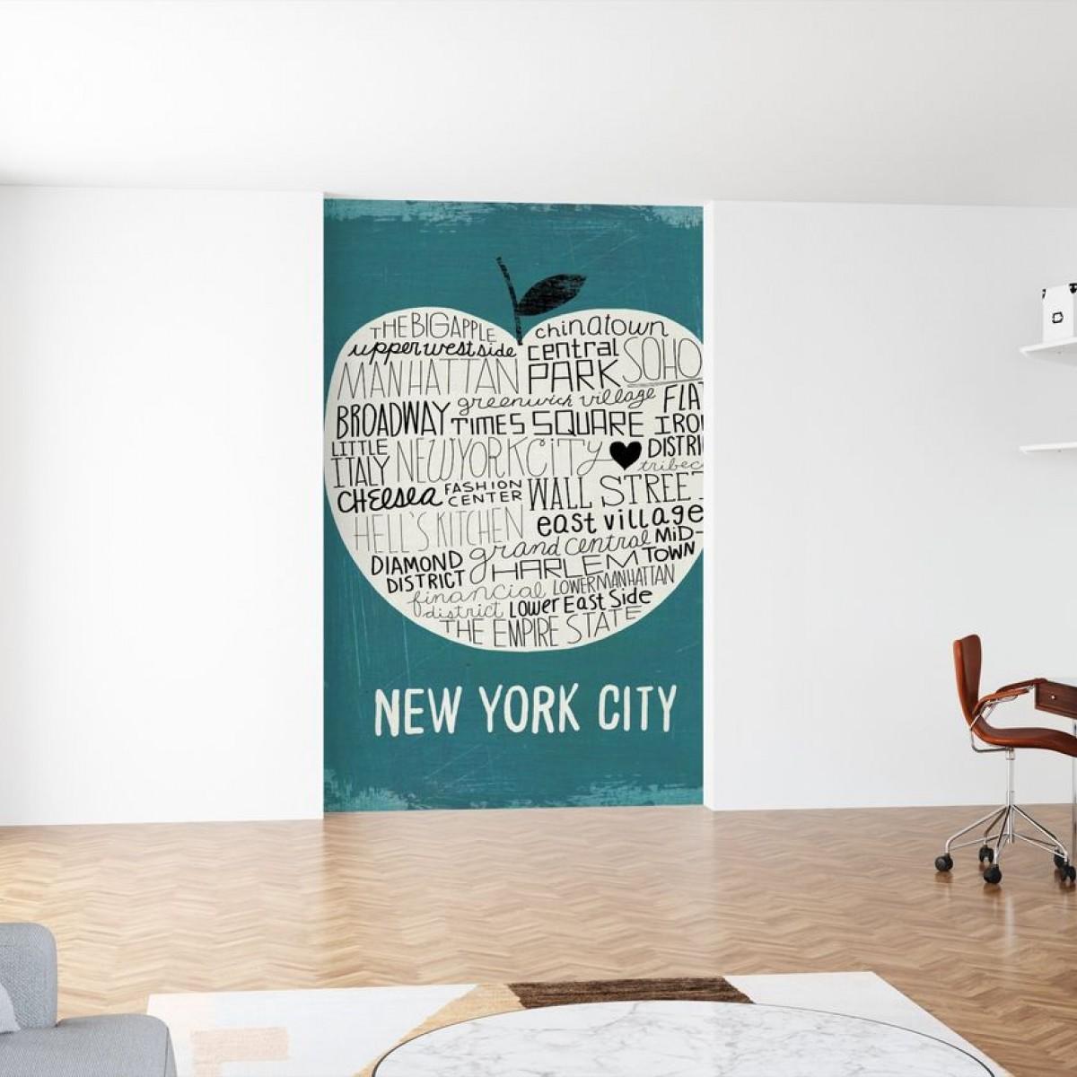 Fototapet Big Apple, personalizat, Photowall