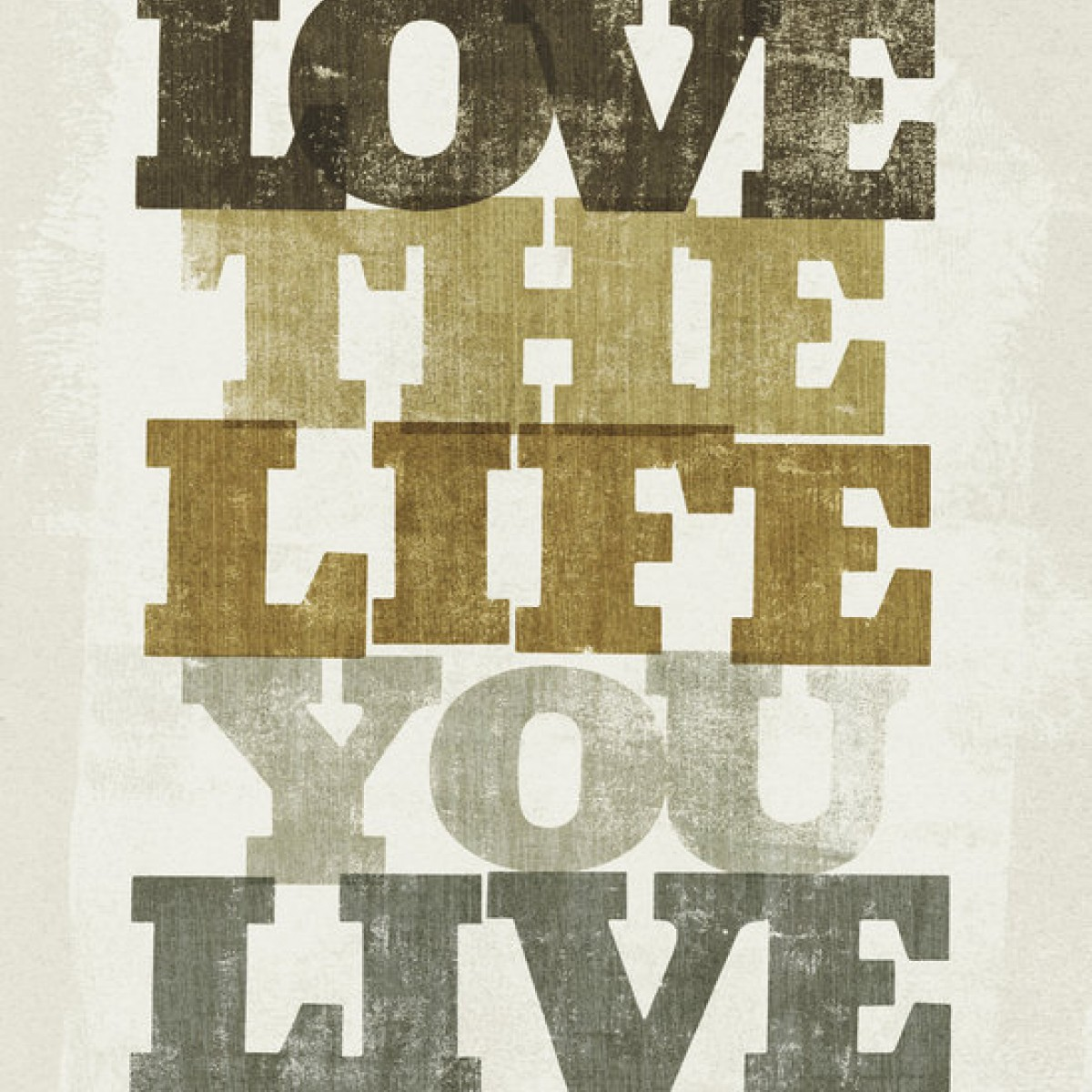 Fototapet Live and Love II, personalizat, Photowall