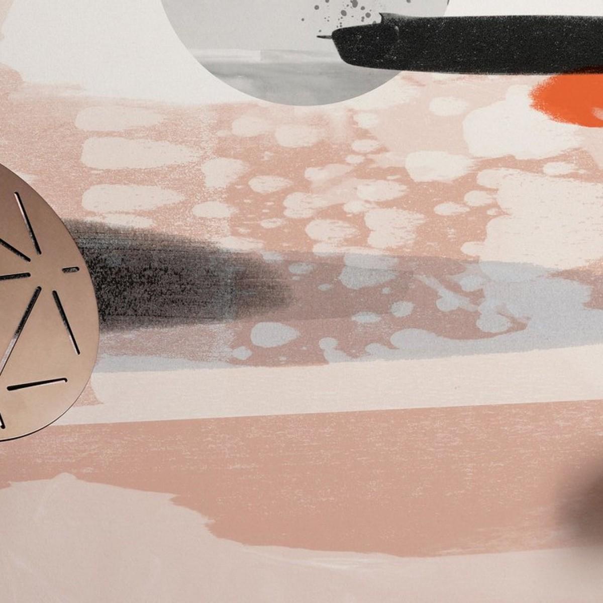 Fototapet Cosmic Abstraction, personalizat, Photowall