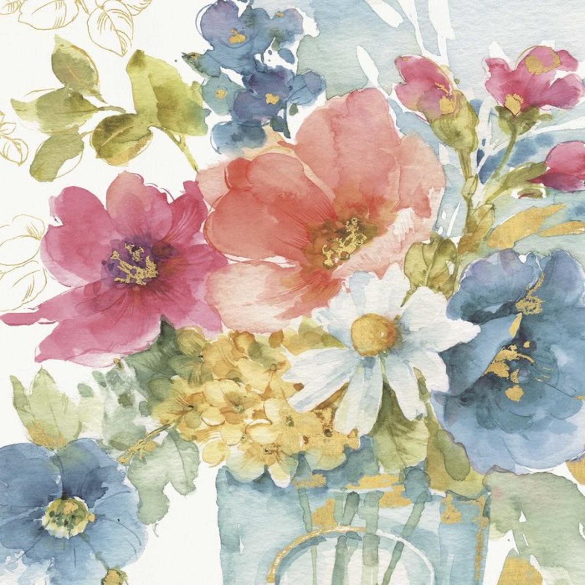 Fototapet My Garden Bouquet, personalizat, Photowall