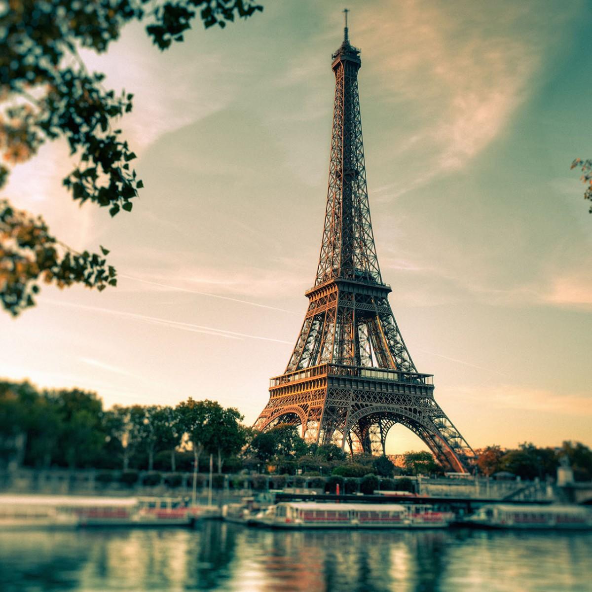Fototapet Paris, personalizat, Rebel Walls