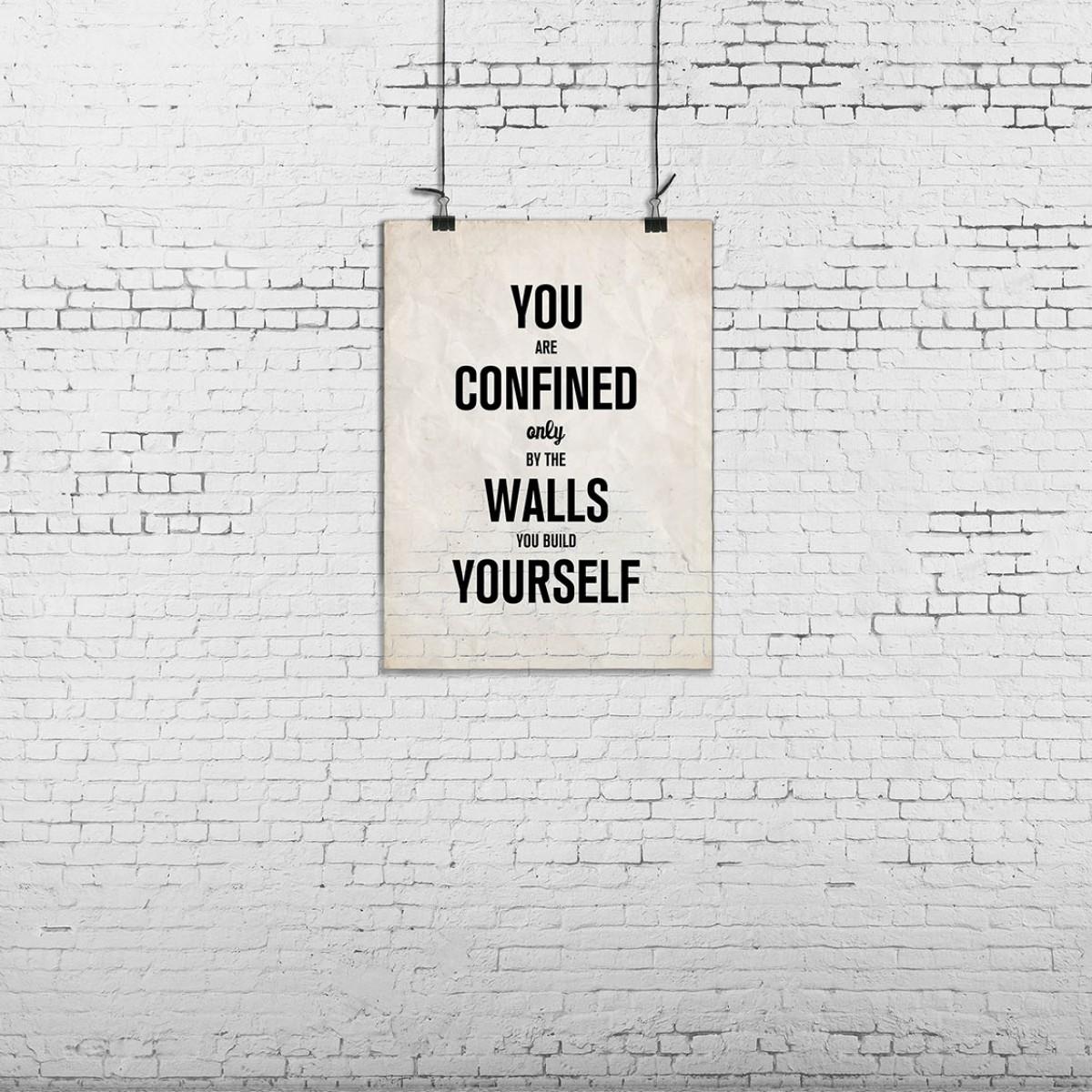 Fototapet Poster, personalizat, Rebel Walls