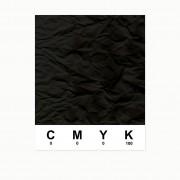 Fototapet CMYK negru, personalizat, Rebel Walls