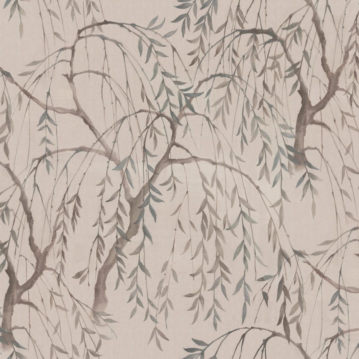 Fototapet Weeping Willows, personalizat, Rebel Walls