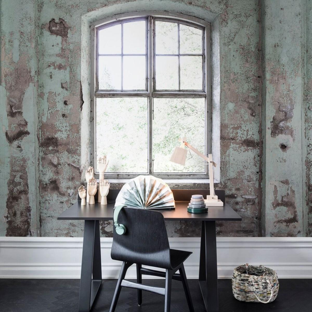 Fototapet Perspective Manoir, personalizat, Rebel Walls