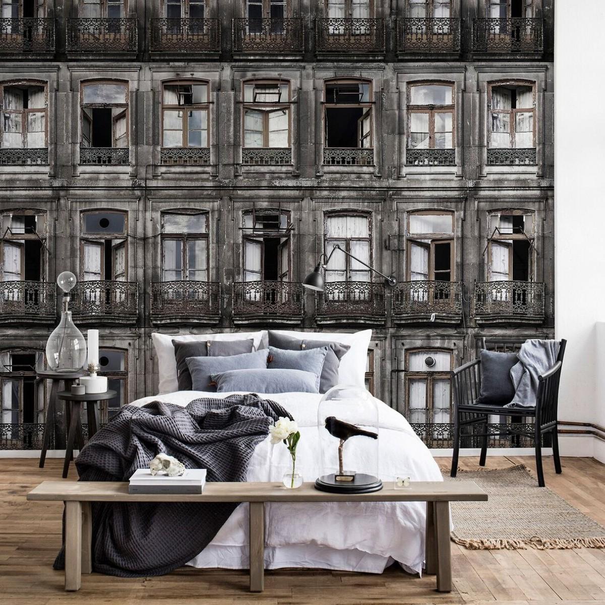 Fototapet Perspective La Rue, personalizat, Rebel Walls