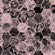 Foto tapet 3D Amintiri, Dusty Pink, personalizat, Rebel Walls