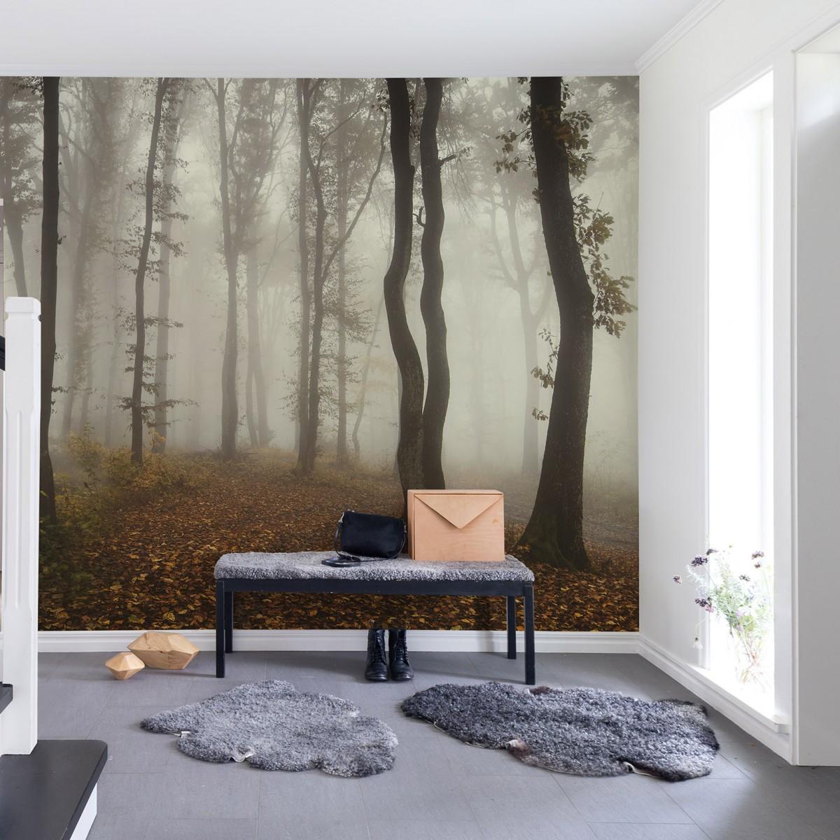 Fototape Timberland, personalizat, Rebel Walls