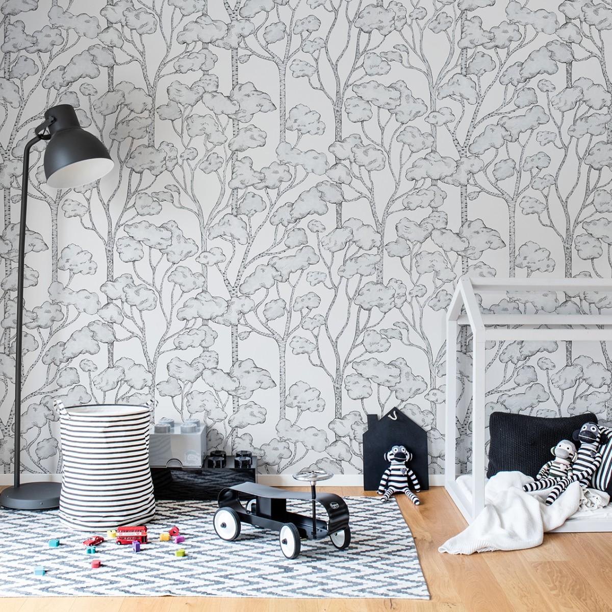 Fototape Animal Tree, personalizat, Rebel Walls