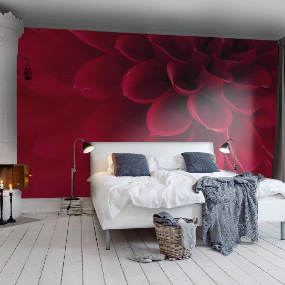 Fototapet Floral detalii, personalizat, Rebel Walls