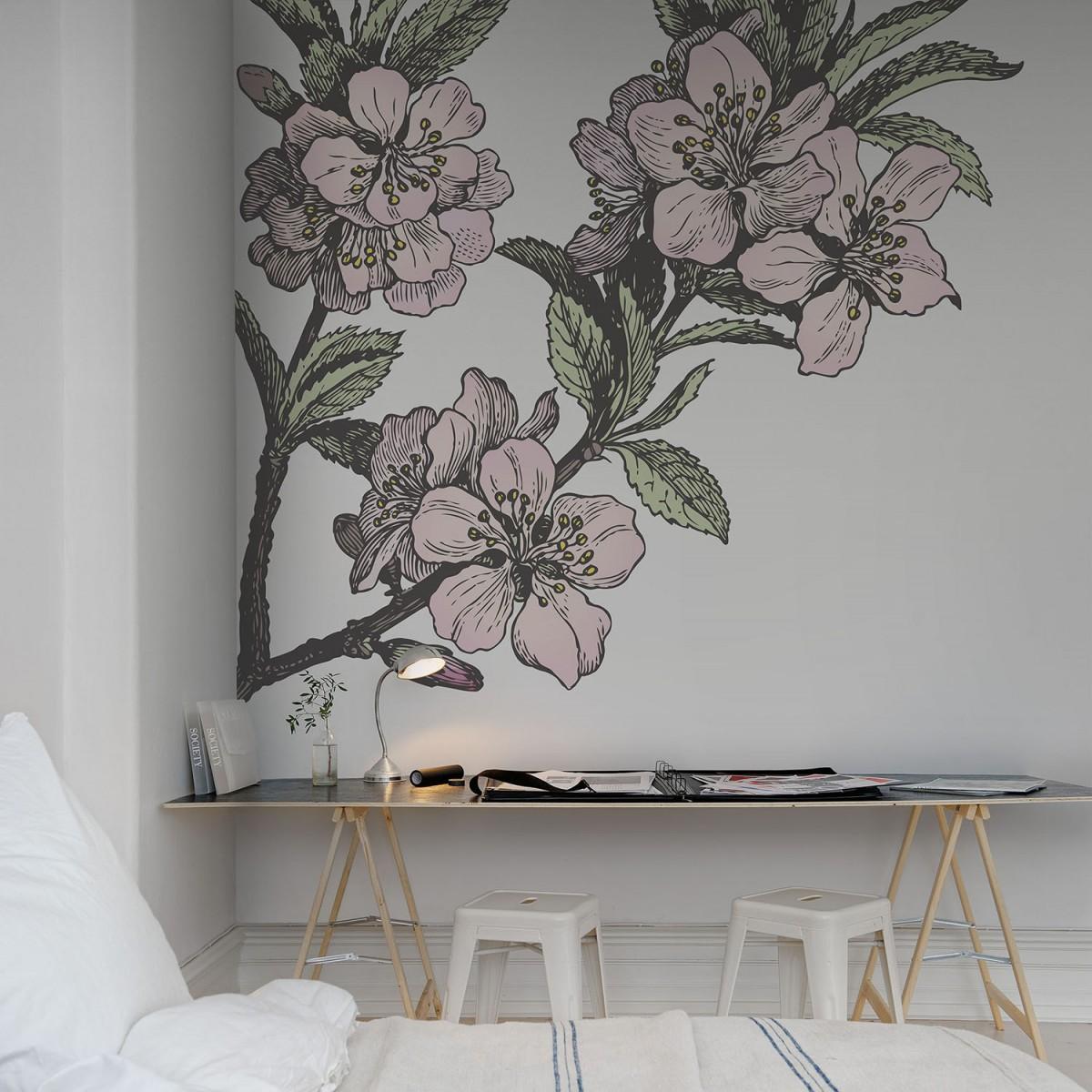 Fototapet Springtime, personalizat, Rebel Walls