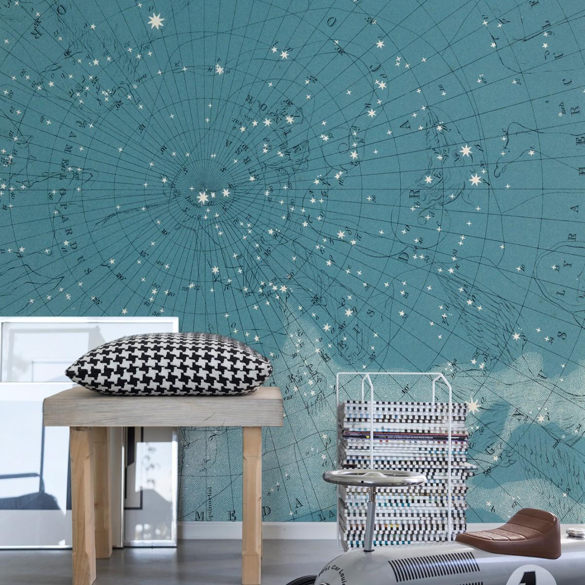 Fototapet Atlas of Astronomy, personalizat, Rebel Walls