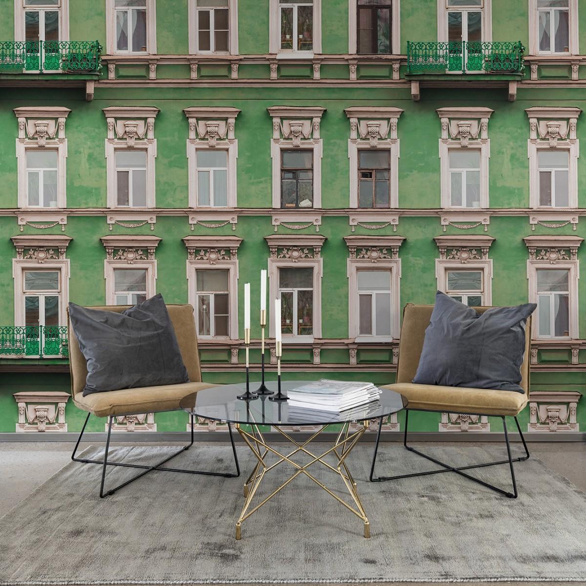 Fototape Strada Verde, personalizat, Rebel Walls