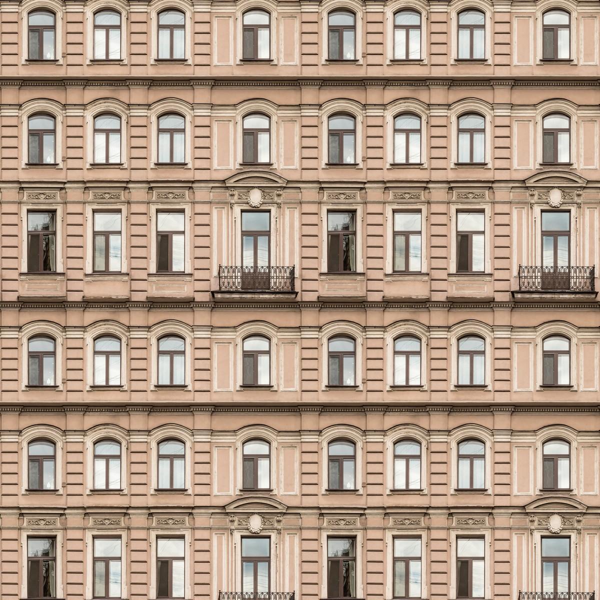 Fototape Balcony Life, personalizat, Rebel Walls