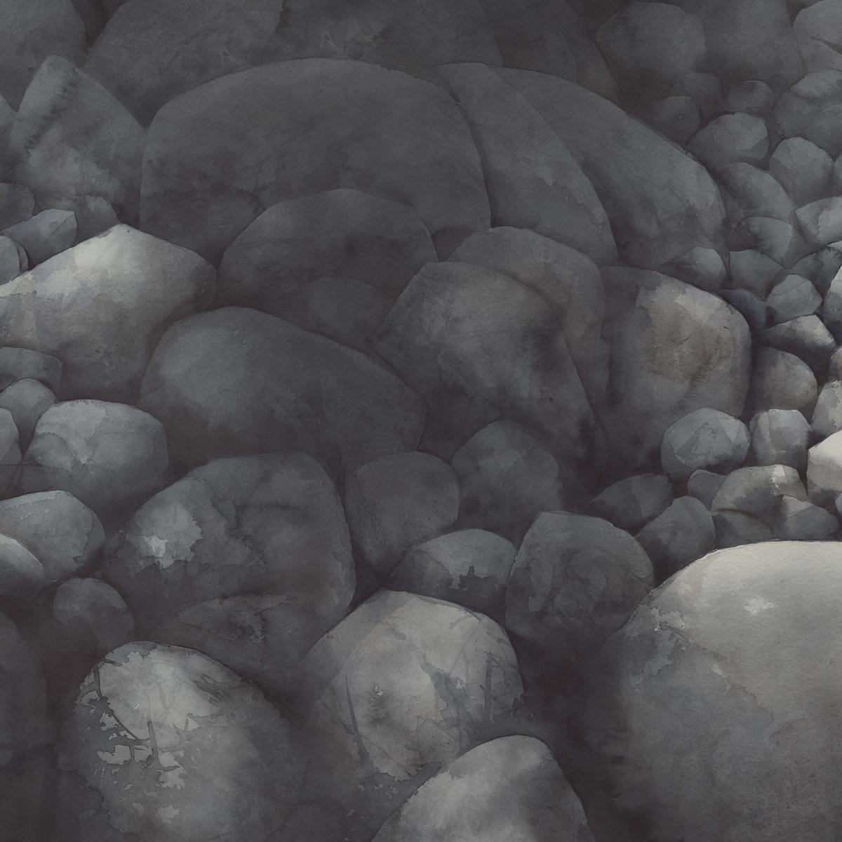 Foto tapet 3D Stillness, personalizat, Rebel Walls
