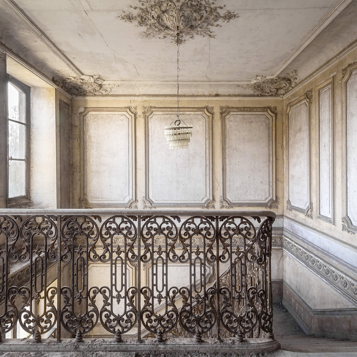 Fototape Staircase, personalizat, Rebel Walls